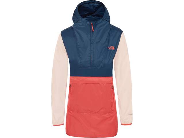 The North Face Fanorak 2.0 Jacket Women spiced coral multi
